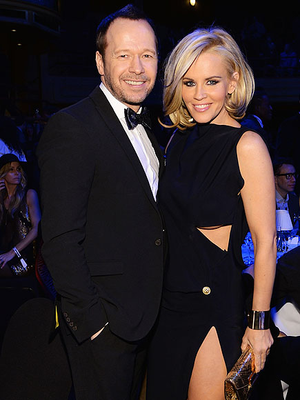 Jenny McCarthy Says Husband Donnie Wahlberg Is 'the Best'