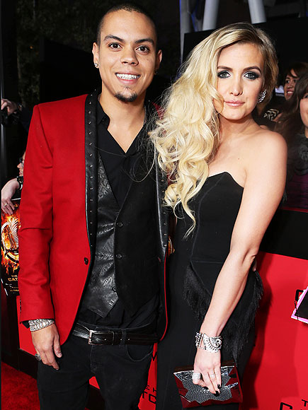 Ashlee Simpson and Evan Ross Are Married