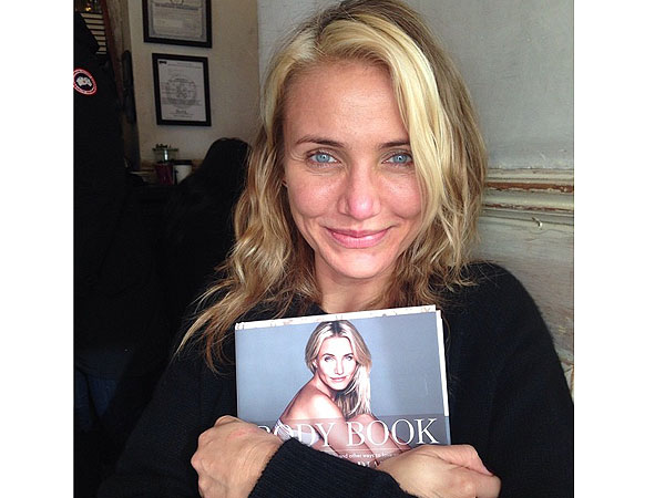 Cameron Diaz: 'I Like the Way I Look Now Better Than at 25'