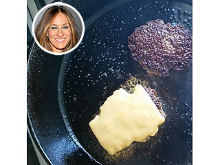 Sarah Jessica Parker: The Burger that Changed Our Lives