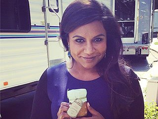 Zac Posen Shares His Homemade Peach Jam with Mindy Kaling – and His Recipe With Us