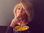 The Best Celebrity Foods Photos of the Week: Kim Kardashian, Chris Pratt, More | Julianne Hough