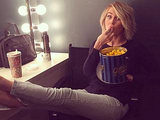 The Best Celebrity Foods Photos of the Week: Kim Kardashian, Chris Pratt, More