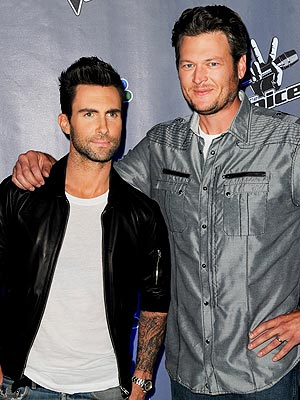 Blake Shelton: Adam Levine Doesn't Need a Bachelor Party