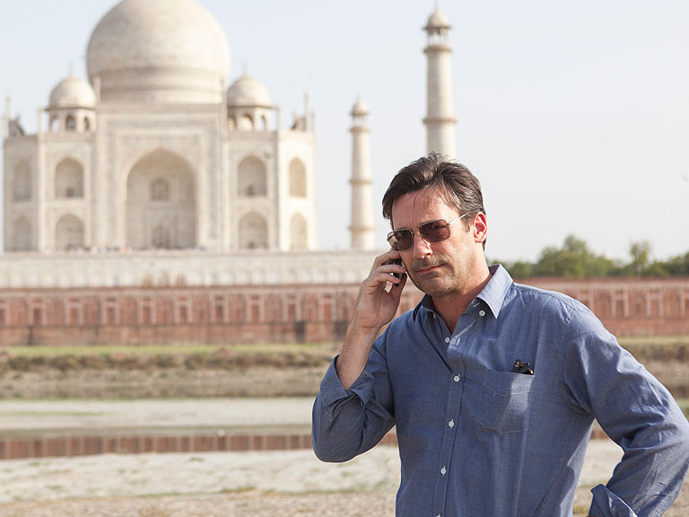 Jon Hamm Goes to India in Million Dollar Arm