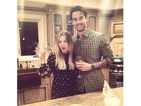 Kaley Cuoco and Ryan Sweeting's First Christmas: We 'Killed It!'