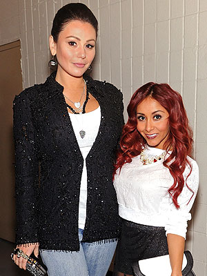 Nicole 'Snooki' Polizzi Shares Pregnancy Advice with Jenni 'JWoww' Farley