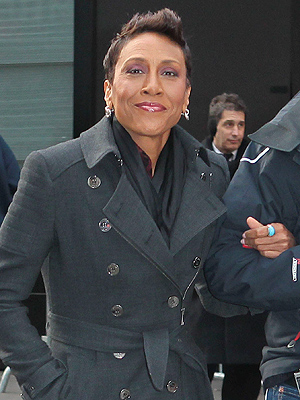 Robin Roberts Thanks Longtime Girlfriend After Health Battle