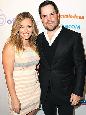 Hilary Duff Separates from Mike Comrie