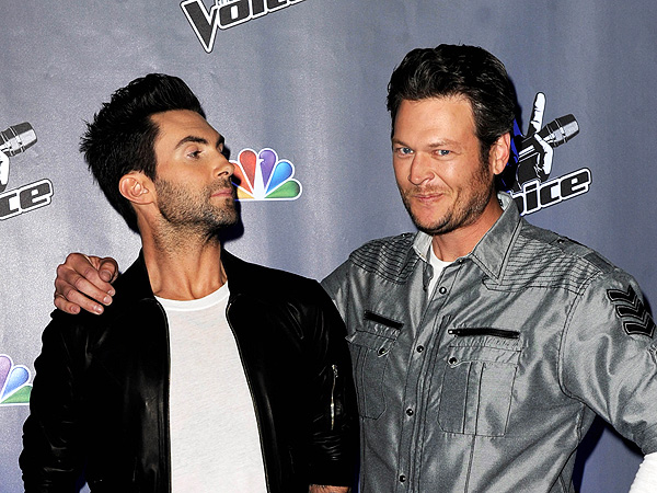 The Voice's Adam Levine Steals a Country Singer from Blake Shelton