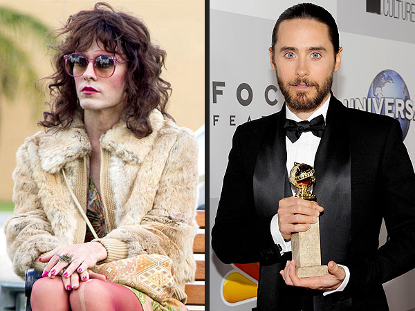 Jared Leto Talks Transgender Roles with Santa Barbara Film Festival Hecklers