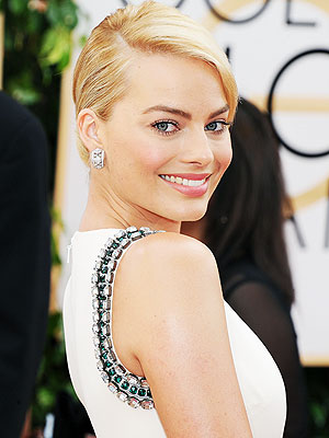 Margot Robbie: Kissing Leonardo DiCaprio for 17 Hours Isn't as Fun as It Seems