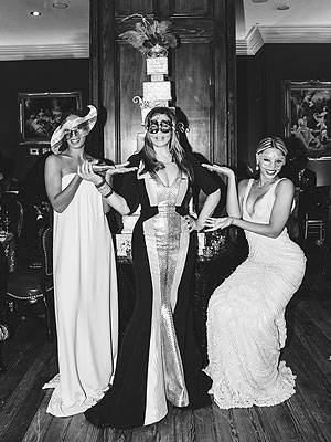 Beyoncé's Mom's 60th Birthday Bash: Party Lessons and Exclusive Photo!