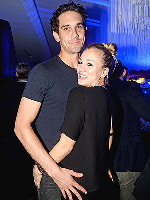 Kaley Cuoco and Ryan Sweeting Take Mini Honeymoon at Disneyland