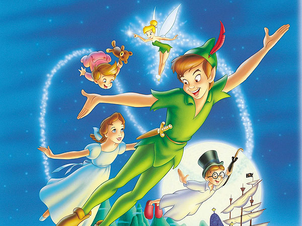 Peter pan the musical is coming to nbc peter pan for Disegni peter pan