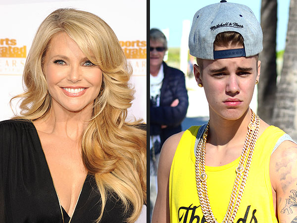 Christie Brinkley and Justin Bieber Get PEOPLE Readers' Pulses Racing