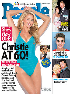 Christie Brinkley: Still Stunning in a Swimsuit at 60!