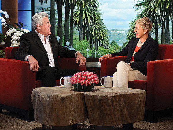 Jay Leno on Leaving The Tonight Show: 'I Can Go Out on a School Night'