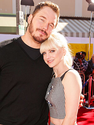 Chris Pratt and Anna Faris 'Would Still Be Happy' Living in a Trailer Together