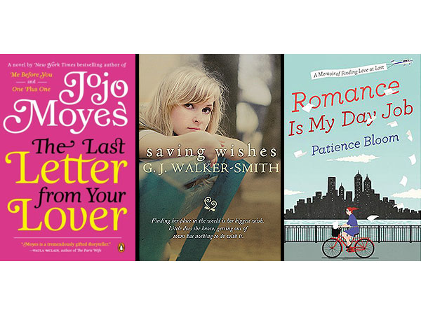 What We're Reading This Weekend: Love Stories