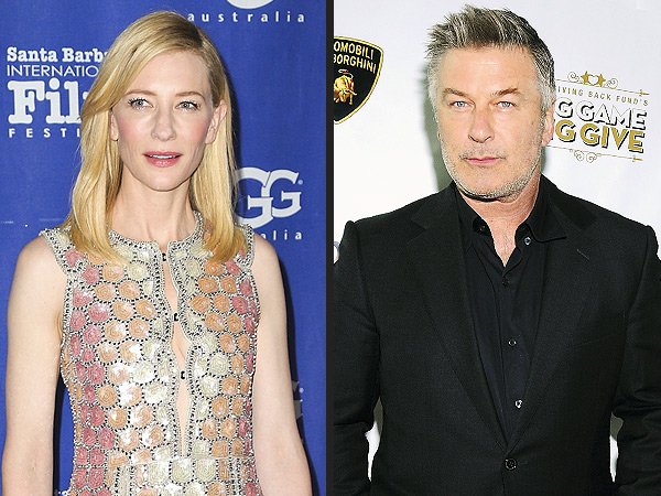 Cate Blanchett and Alec Baldwin React to Dylan Farrow's Letter