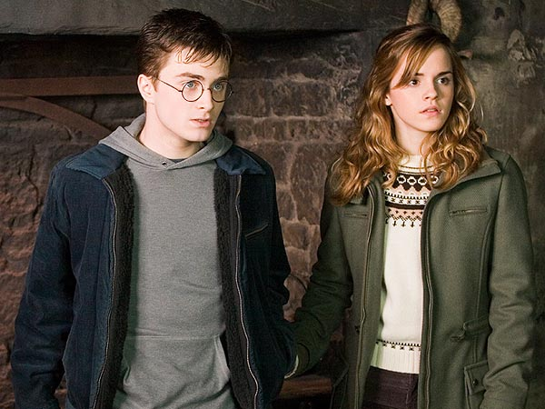 J.K. Rowling Confesses: Hermione Should Have Ended Up with Harry, Not Ron