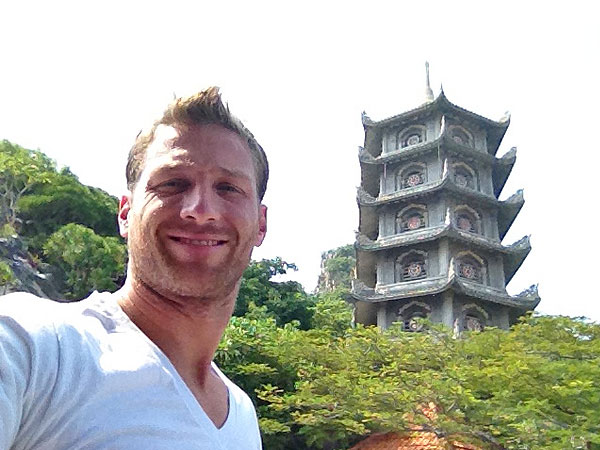 Juan Pablo's Bachelor Blog: I Made a Mistake with Clare in Vietnam