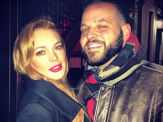 Mean Girls Reunion: Lindsay Lohan & Daniel Franzese Hang in N.Y.C.