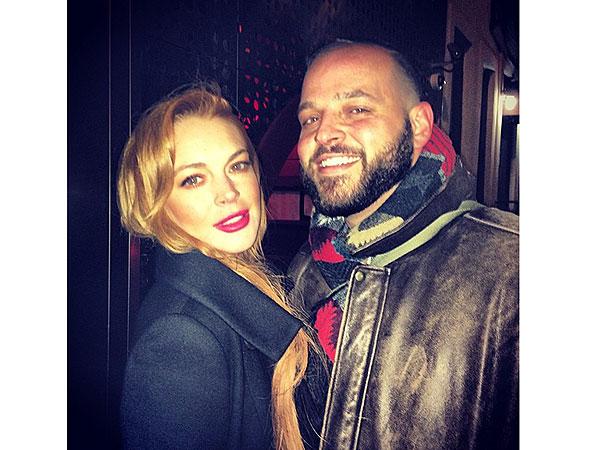 Mean Girls Reunion: Lindsay Lohan & Daniel Franzese Hang in N.Y.C.