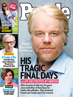 Inside Philip Seymour Hoffman's Quiet Descent Into Addiction