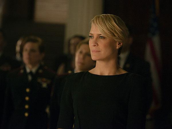 House of Cards Season 2: Robin Wright Sizzles in Series Sneak Peek