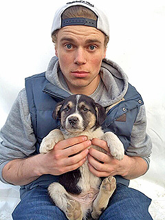 Olympic Freeskier Gus Kenworthy Seeks to Adopt Sochi Stray Dogs | Animals & Pets, Olympics, Winter Olympics 2014