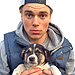 Sochi Puppy Rescued by Olympian Gus Kenworthy Has Died | Animals & Pets, Olympics, Winter Olympics 2014