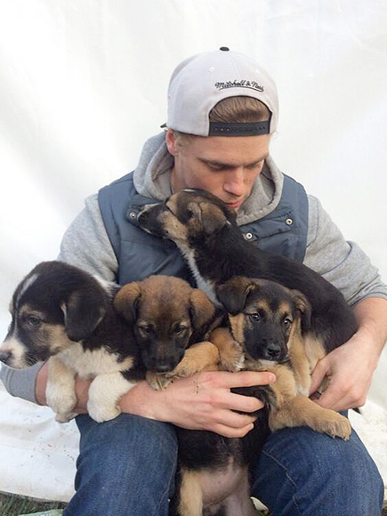 Sochi Winter Olympics 2014: Freeskier Gus Kenworthy Seeks to Adopt Stray Dogs