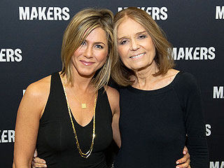 Gloria Steinem Defends Jennifer Aniston Amid Brad Pitt and Angelina Jolie Divorce: 'Enough Already'