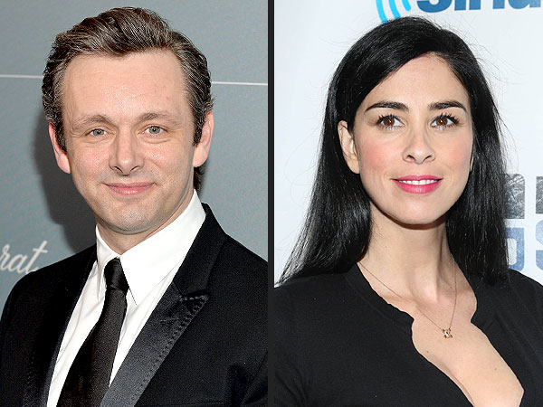 Sarah Silverman Is Stepping Out with Michael Sheen