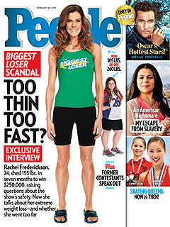 Biggest Loser Winner Rachel Frederickson to PEOPLE: I Was 'Too Enthusiastic' with Training