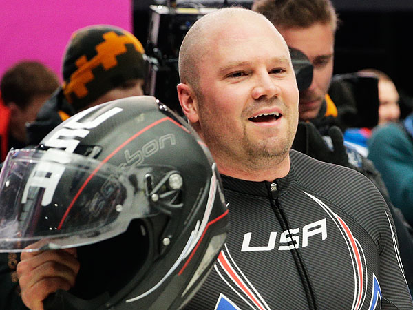 Steven Holcomb: Medal-Winning U.S. Bobsledder Opens Up About Suicide Attempt