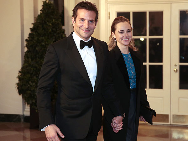Bradley Cooper Went Commando to the White House