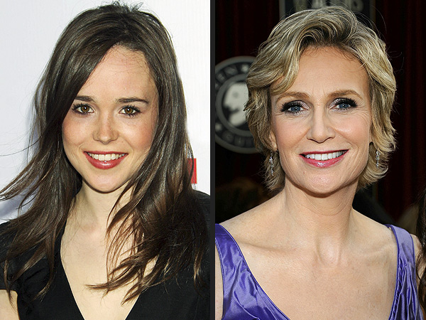 Ellen Page Didn't Lie About Her Sexuality: Jane Lynch
