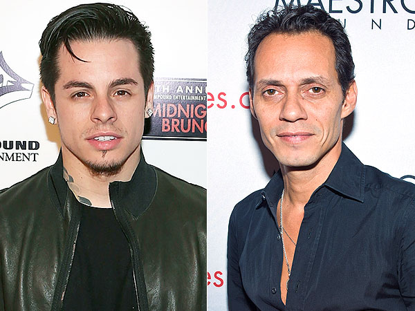 Casper Smart on Jennifer Lopez's Ex Marc Anthony: 'Yeah, We're Buddies!'