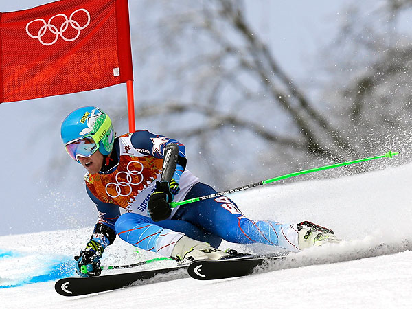 Ted Ligety: It's Cool to Be Among Olympic Legends