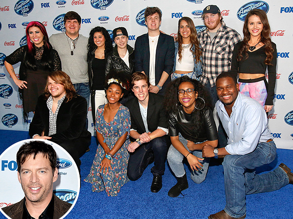 What American Idol's Contestants Really Think About Harry Connick Jr.