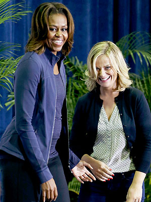 Michelle Obama to Appear on Parks and Recreation Finale