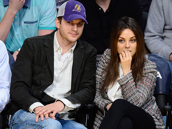 Ashton Kutcher Asked Mila Kunis's Dad for His Blessing to Propose