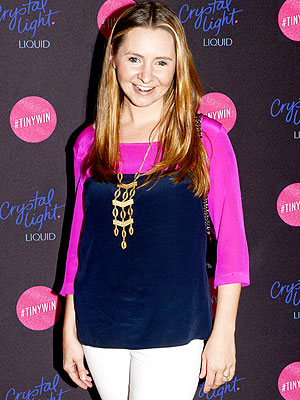 'Bubbly' Mom Beverley Mitchell Indulges in Meaty Brunch at Posh L.A. Hotel