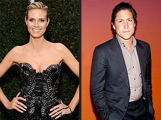Heidi Klum and Vito Schnabel Kick Off Oscar Weekend with Kisses in Beverly Hills
