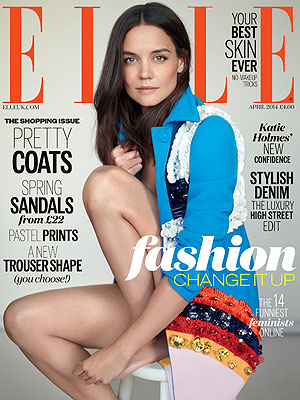 Katie Holmes: Rules for Good Parenting Come from Her Mother