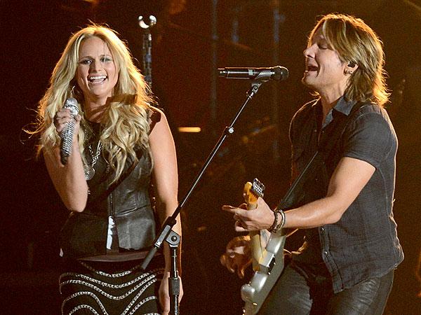 ACM Awards: Miranda Lambert, Keith Urban to Perform