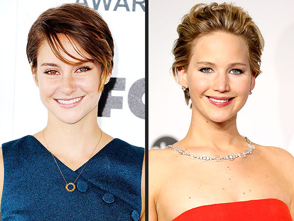 Shailene Woodley in Divergent: Jennifer Lawrence Convinced Me to Sign On